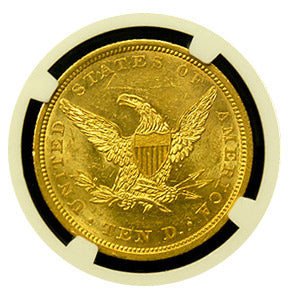 Load image into Gallery viewer, 1840-P $10 Liberty NGC MS61