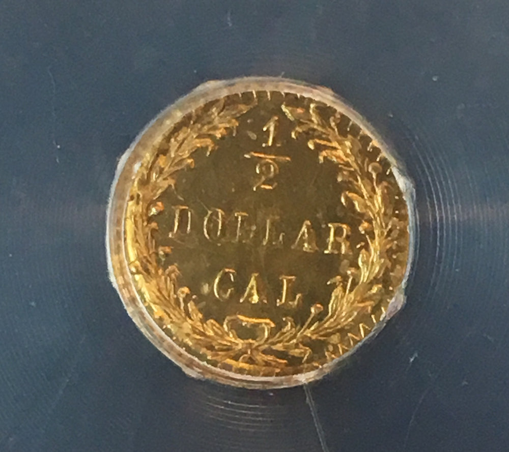 Load image into Gallery viewer, 1875 Octag Indian 50c BG-948 NGC MS 66 DPL