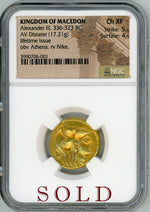 Alexander the Great ChXF 5x4 Gold Distater Lifetime Issue