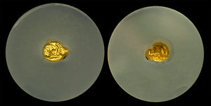 Lydia Croesus 24th Stater Heavy Series Ch-MS Star