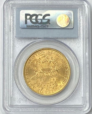 Load image into Gallery viewer, 1900-P $20 Liberty Gold Double Eagle PCGS MS64