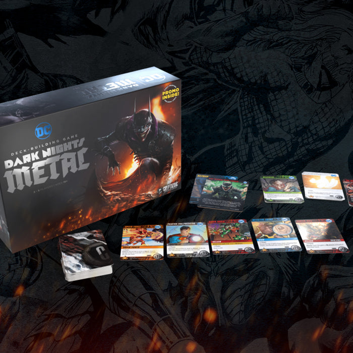 DC Deck-Building Game: Dark Nights Metal