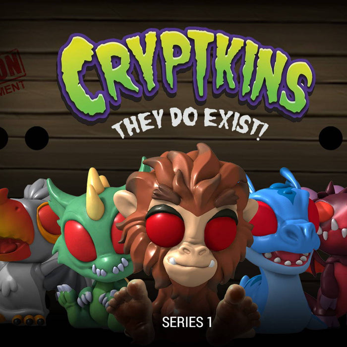 Cryptozoic Announces Cryptkins™ Digital Collectibles on VeVe Platform