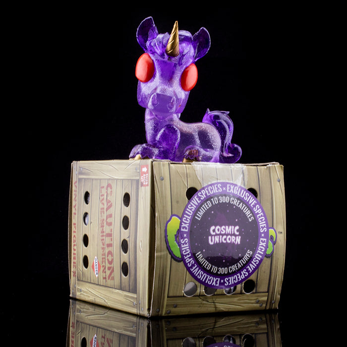 Cosmic Unicorn Cryptkins Vinyl Figure (Cryptozoic Exclusive)
