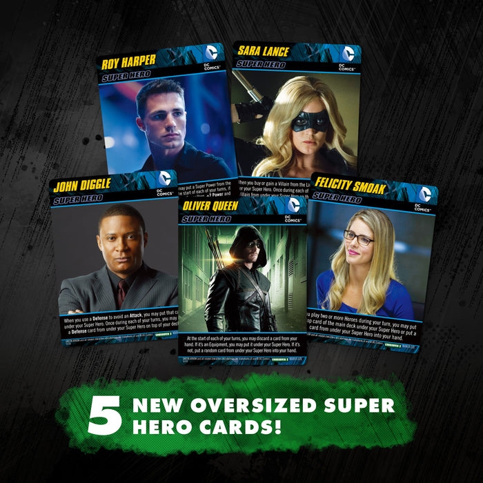 DC Deck-Building Game Crossover pack #2: Arrow