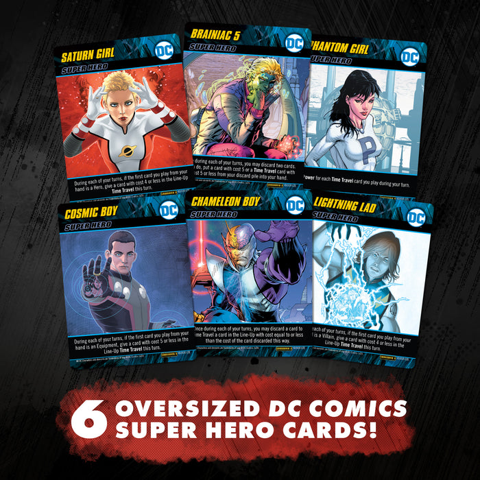 DC Deck-Building Game Crossover pack #3: Legion of Super-Heroes