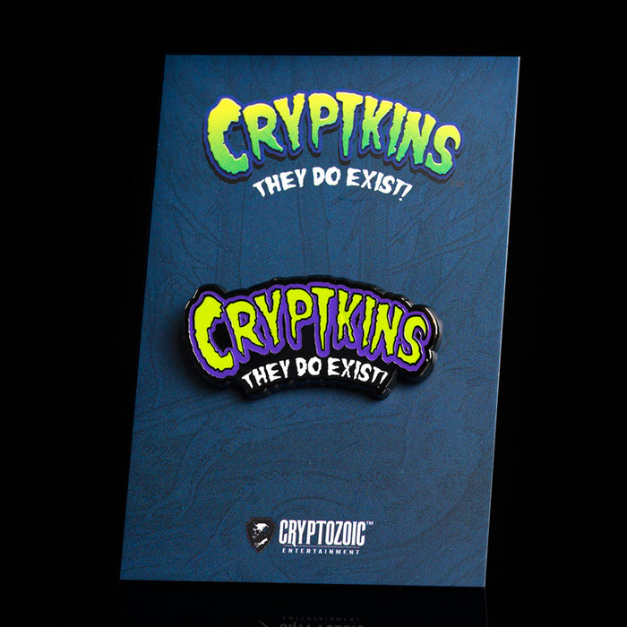 Cryptkins Enamel Pins: Four Cryptkins of the Apocalypse