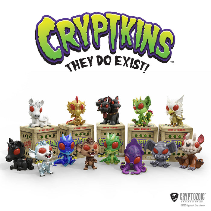Cryptkins: Series 2 - Pack of Three