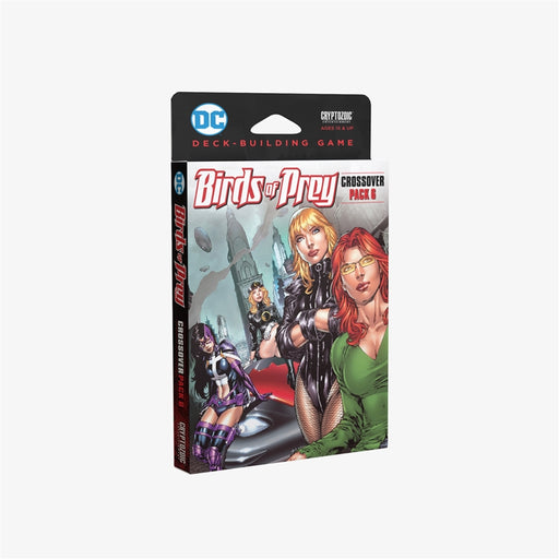 DC Deck-Building Game Crossover pack #6: Birds of Prey