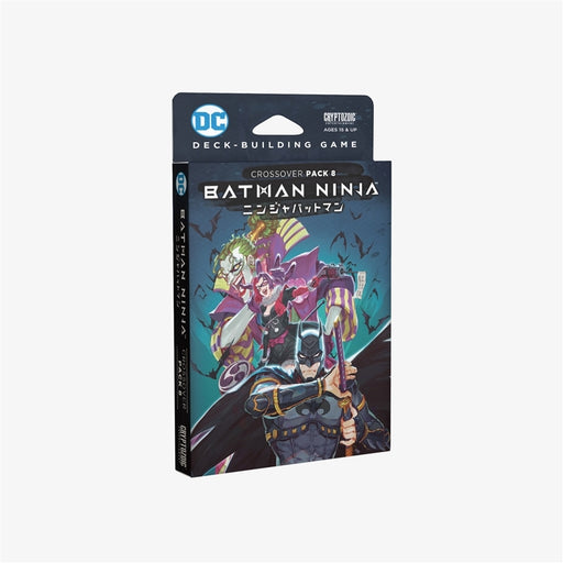 DC Deck-Building Game Crossover pack #8: Batman Ninja