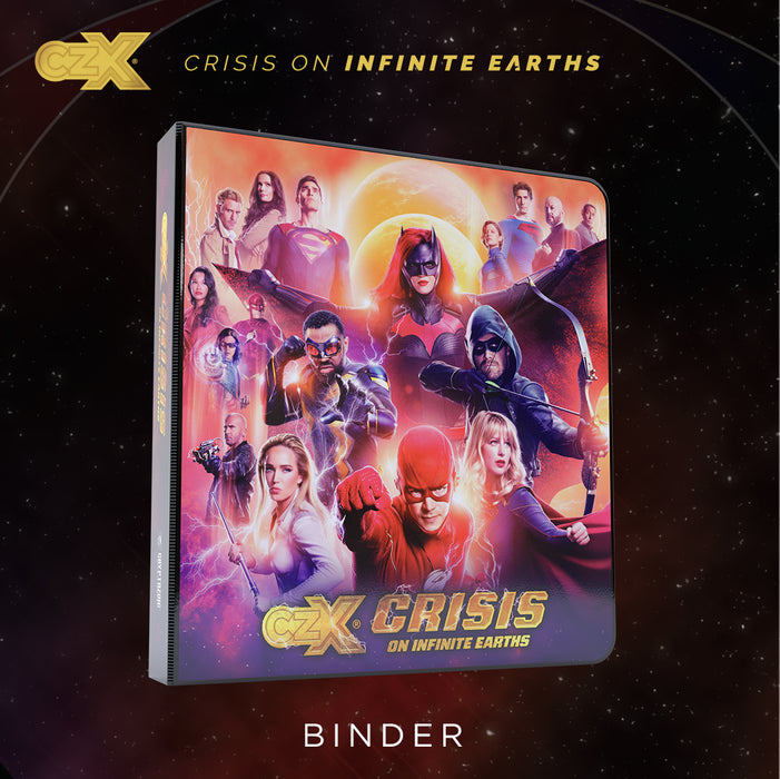 CZX® Crisis on Infinite Earths
