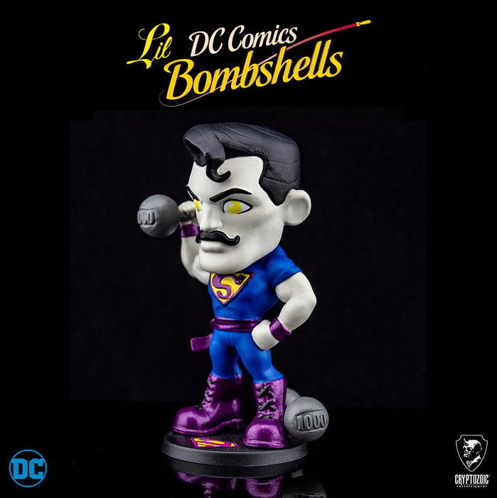 Bizarro DC Lil Bombshells: Series 3 Vinyl Figure (New York Comic Con Exclusive)