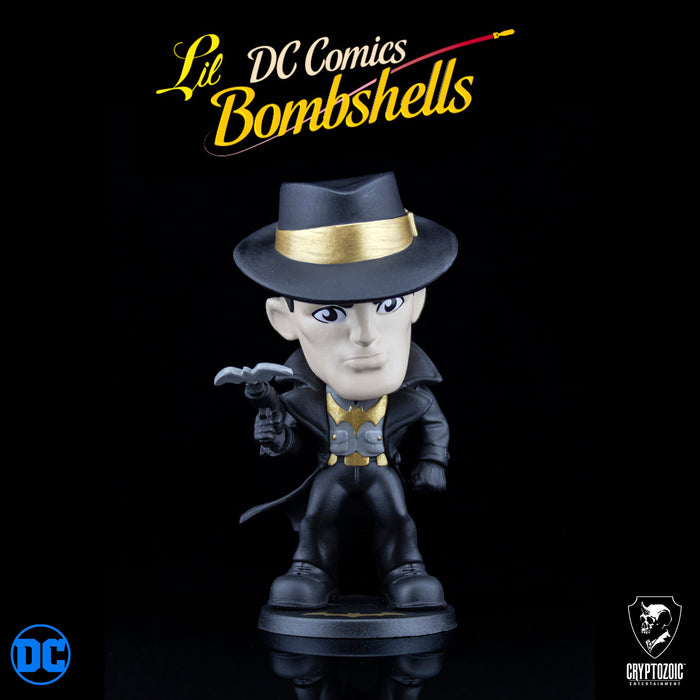 Black & Gold Batman DC Lil Bombshells: Series 3 Vinyl Figure (L.A. Comic Con Exclusive)