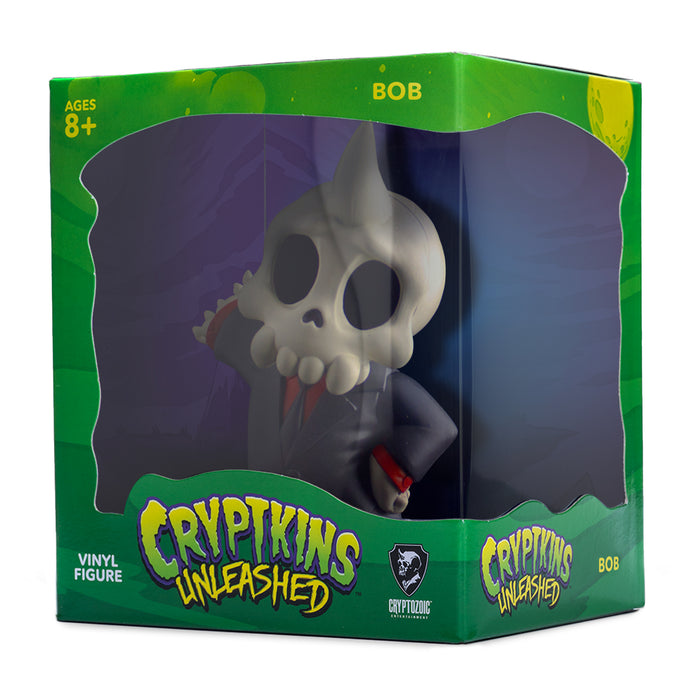 Cryptkins Unleashed: Bob Vinyl Figure
