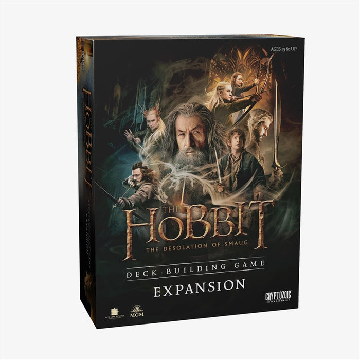 The Hobbit: The Desolation of Smaug Deck-building Game Expansion Pack