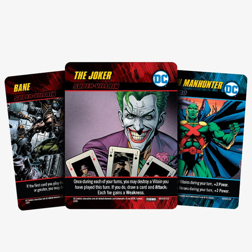 DC Comics Deck-Building Game: The Joker MM Bane