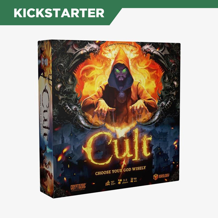 Cult: Choose Your God Wisely [KICKSTARTER]