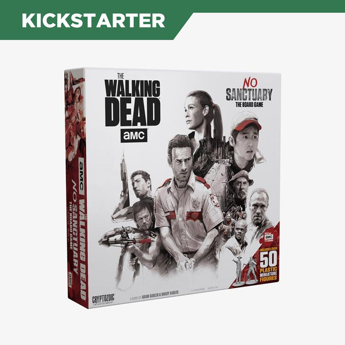 The Walking Dead No Sanctuary Board Game [KICKSTARTER]