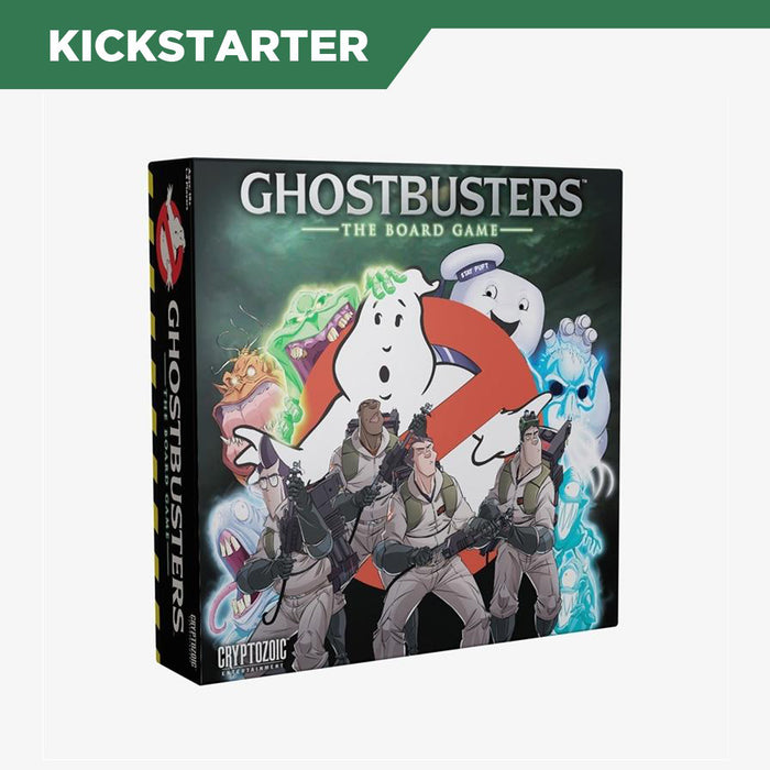 Ghostbusters™: The Board Game [KICKSTARTER]