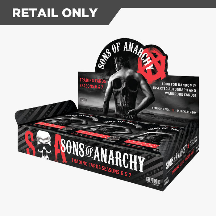 Sons of Anarchy Trading Cards Season 6 & 7
