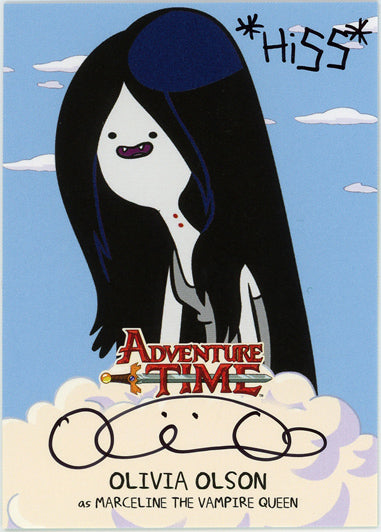 Adventure Time Trading Cards