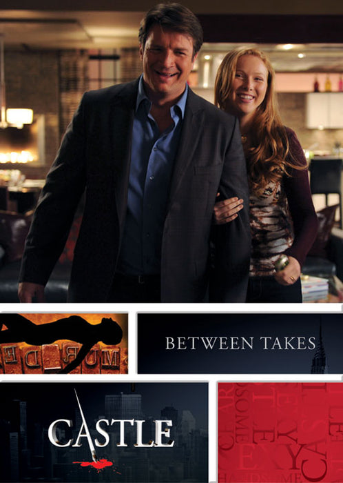 Castle Trading Cards Seasons 3 & 4