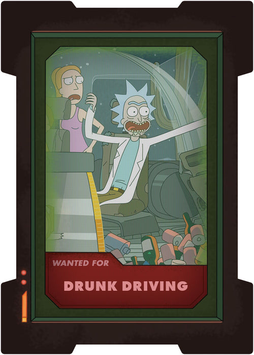 Rick and Morty Trading Cards Season 2