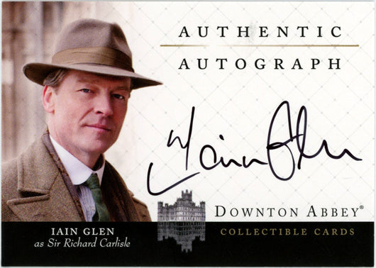 Downton Abbey Collectible Cards Series 1 & 2