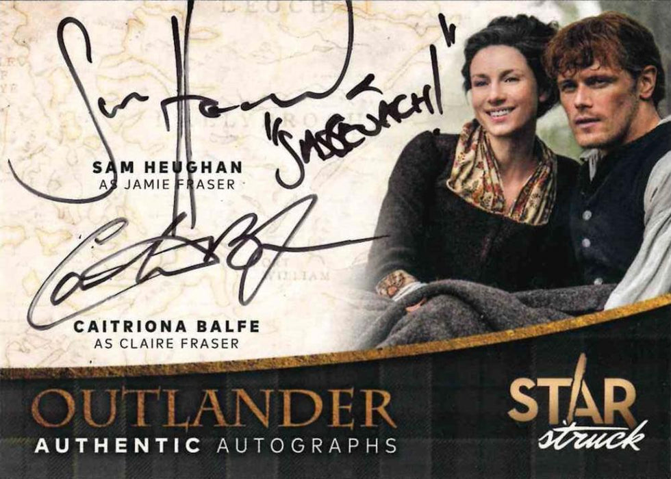 Outlander Trading Cards Season 4 (Retail Only)