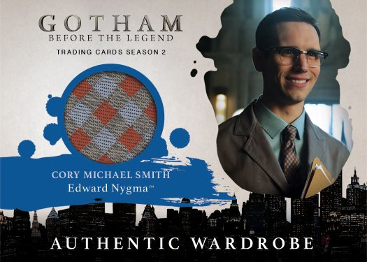 Gotham Trading Cards Season 2
