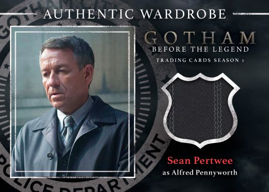 Gotham Trading Cards Season 1