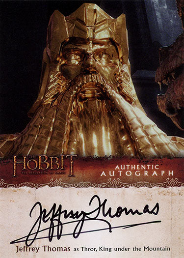 The Hobbit: The Desolation of Smaug Trading Cards