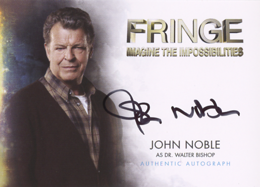 Fringe Trading Cards Season 1 & 2