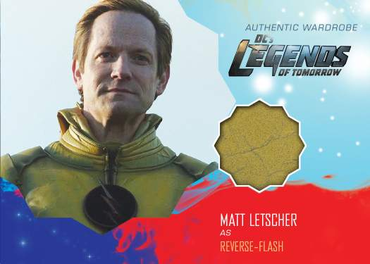 DC's Legends of Tomorrow Trading Cards Seasons 1 & 2