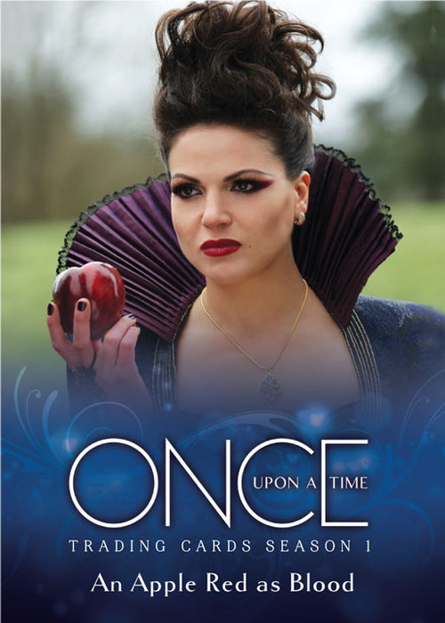 Once Upon A Time Trading Cards Season 1