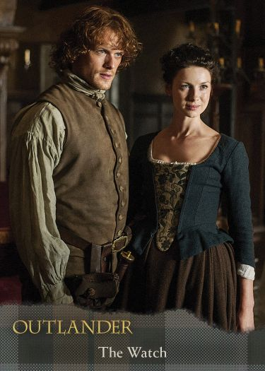 Outlander Trading Cards Season 1