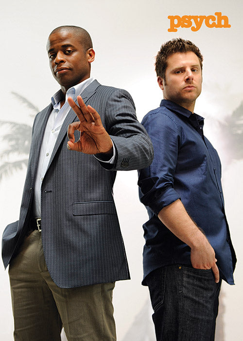 Psych Trading Cards Seasons 5-8