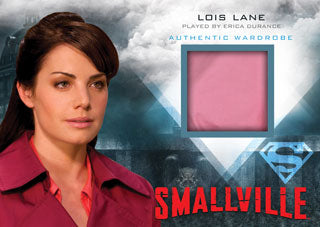 Smallville Trading Cards Seasons 7-10