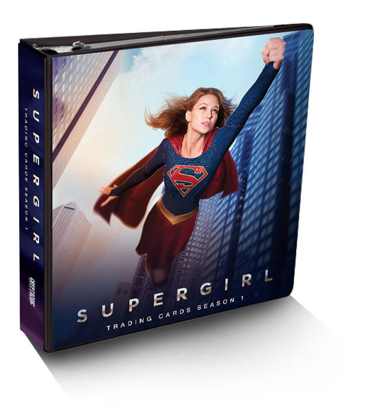 Supergirl Season 1 Trading Cards