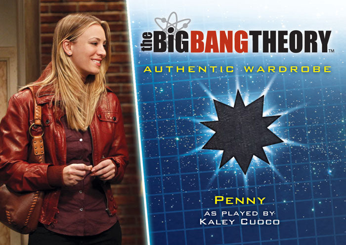 The Big Bang Theory Trading Cards Season 5