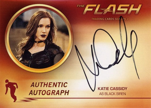 The Flash Trading Cards Season 2