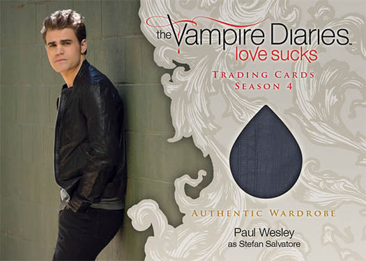 The Vampire Diaries Trading Cards Season 4