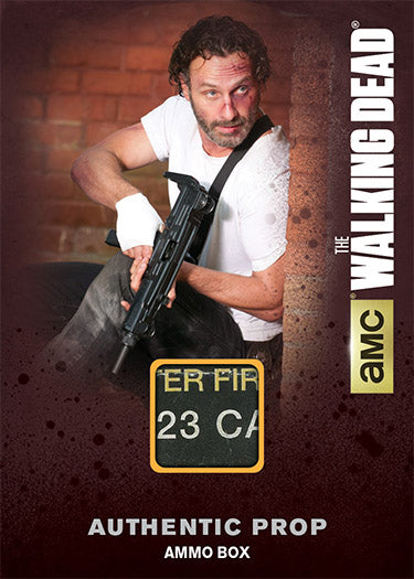 The Walking Dead Trading Cards Season 4 Part 1