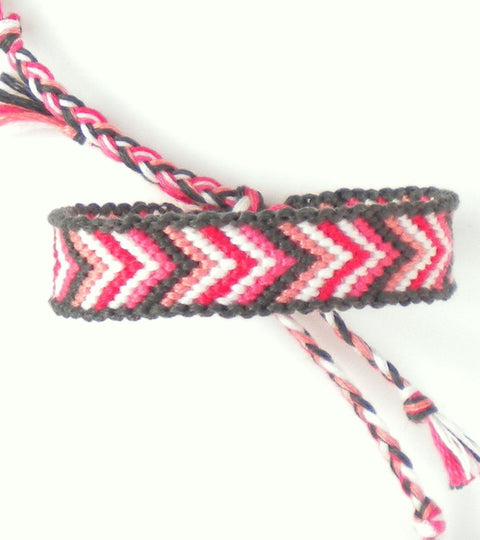 Bordered Chevron Design Tutorial