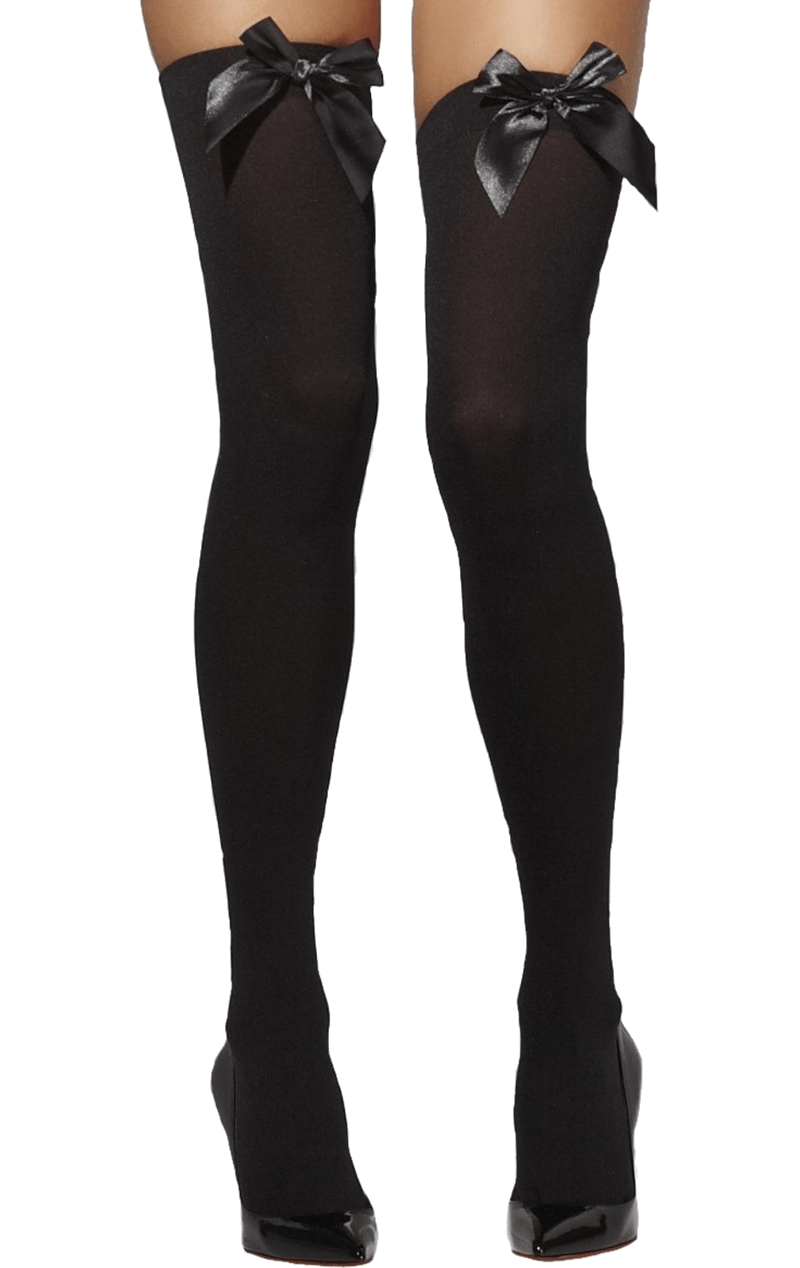 Opaque Hold-Ups (Black)