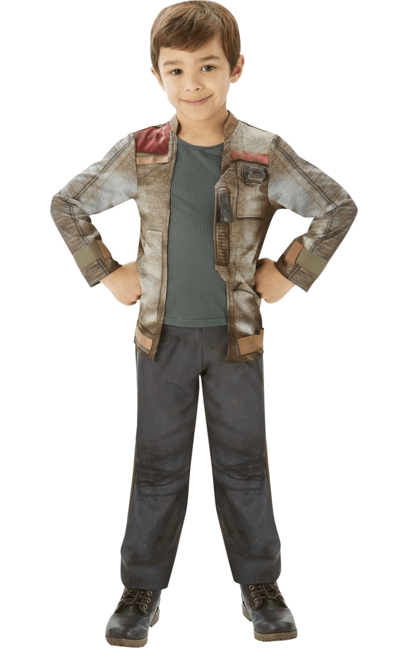 Star Wars Child Finn Deluxe Costume