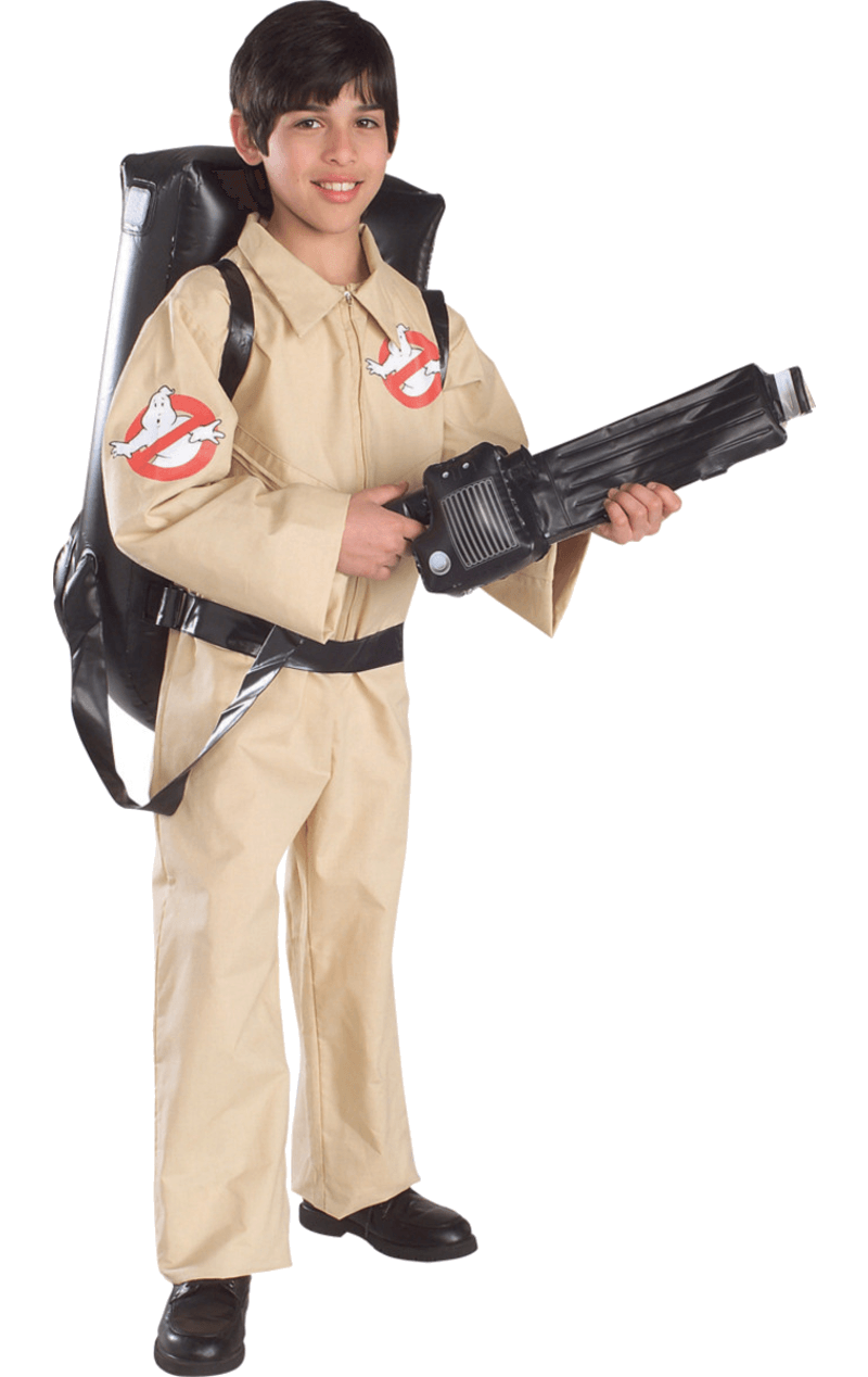 Child Ghostbusters 80s Costume
