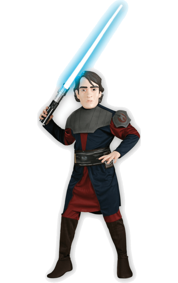 Child Clone Wars Anakin Skywalker Costume