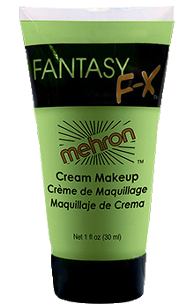 Dark Green Mehron Face Paint