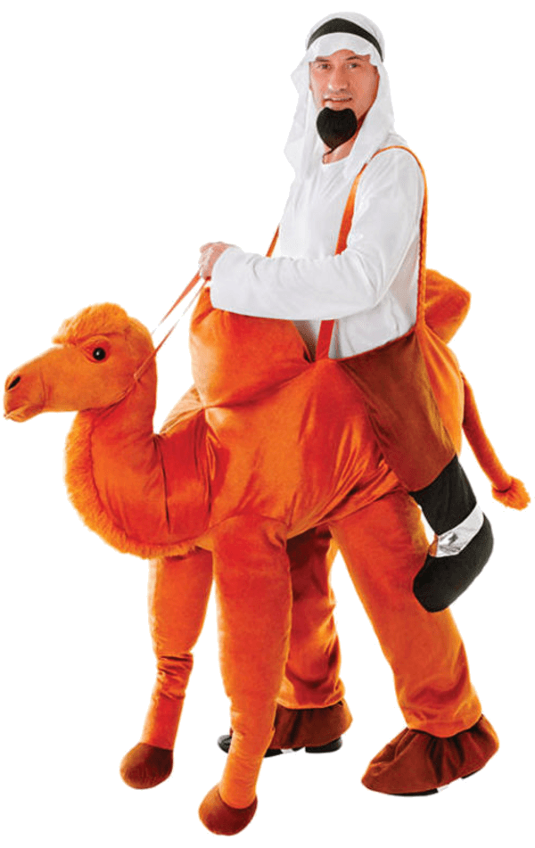 Camel Step-in Costume